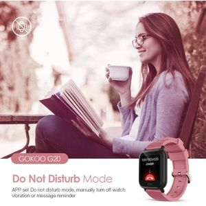 GOKOO Accessories - GOKOO G20 WOMEN'S SMART WATCH